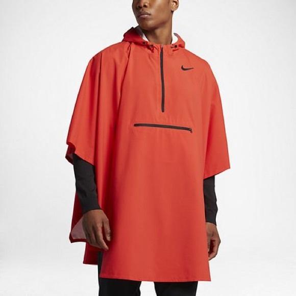 Nike Shield Desert Men's Golf Poncho *NEW*